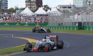 Haas achievement is 'tremendous' - Fernley