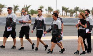 Grosjean backs Haas to be aggressive again in China