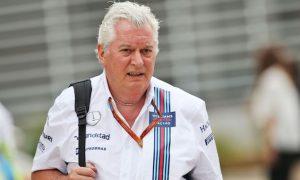 Williams sees advantage in testing for Pirelli