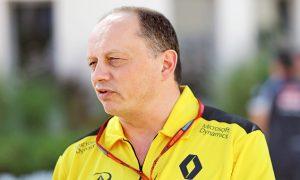 Renault team 'a long term project', says Vasseur