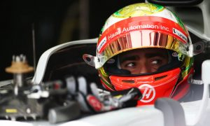 Gutierrez chasing first points for Haas