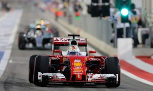 Vettel blasts 'circus' aggregate F1 qualifying