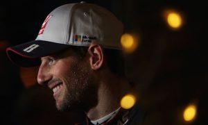 Grosjean was willing Hulkenberg to beat him