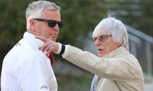 Drivers 'shouldn't even be allowed to talk' - Ecclestone