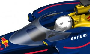 Red Bull looking to test canopy in Russia