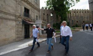 Whiting: Baku on schedule for Azerbaijan's first F1 race