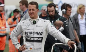 Schumacher honored with 'Life's Work' award