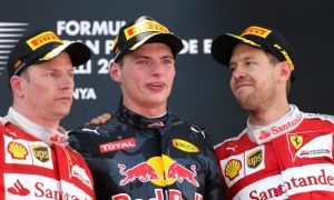 Vettel unbothered by loss of 'youngest F1 winner' record