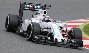 Williams' intriguing rear wing