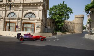 VIDEO: First onboard of the Baku City Circuit