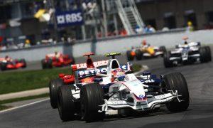 Kubica's sole F1 win