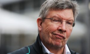 'Never say never' about F1 return - Brawn