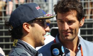 'Ferrari  disappointing and Ricciardo impressive,' says Mark Webber