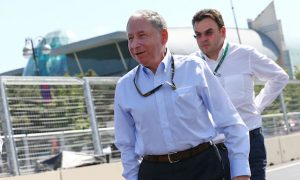 Todt: 'We make too much noise about the noise'