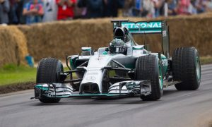 Nico Rosberg joins star lineup at Goodwood