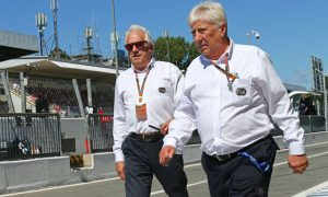 Blash to step down as FIA deputy F1 race director