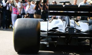 2017 F1 tyres will level playing field for drivers