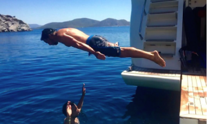 What have F1 drivers been up to during the summer break?