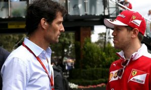 'Vettel can push Ferrari forward, but they need the right people,' says Webber