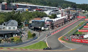 Only minor circuit changes planned for Belgian GP
