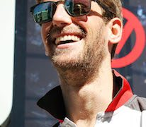Romain Grosjean column: 2016 showed exciting Haas potential
