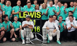 Rosberg starts second part of 2016 from 'a clean slate'