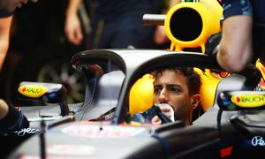 Halo won't significantly change F1, predicts Ricciardo