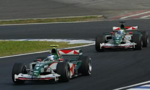 Jaguar's last grand prix