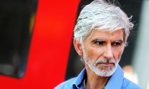 Father's death 'an emotional nuclear bomb', says Damon Hill