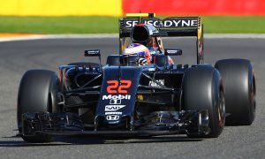 Button encouraged by Honda progressing 'at every race'