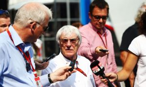 Ecclestone slams 'silly regulations' that prevent racing