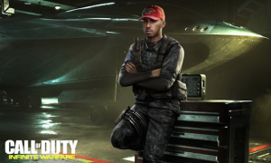 Hamilton gets star cameo in next Call of Duty