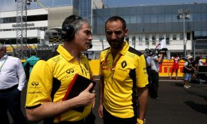 'Increased resources starting to help Renault performance,' says Chester