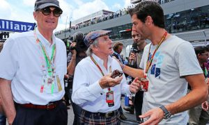 Webber had advice from F1 greats on retirement