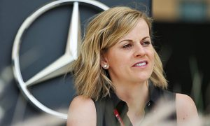 Female Formula One driver 'within ten years'