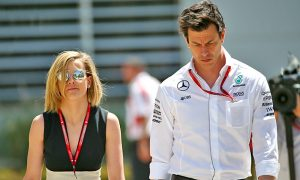Toto and Susie Wolff expecting first child together