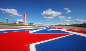 Circuit of the Americas - track atmosphere