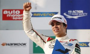 Williams F1 hopeful Stroll 'speechless' after winning Euro F3