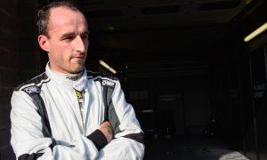 Kubica to get first taste of LMP1 in FIA WEC Rookie Test