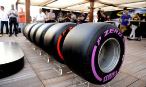 Pirelli admits 'question marks' over 2017 tyres