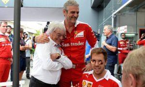 Ecclestone: 'F1 and the FIA often helped Ferrari win!'
