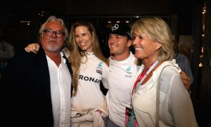 Rosberg credits 'good genes' for world title success