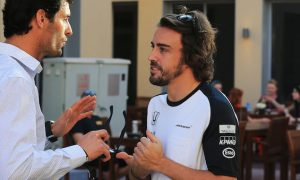 Alonso hints at future Porsche/WEC deal