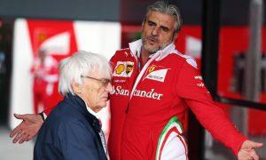 Bernie on Ferrari's poor run: 'It's run like an Italian team'