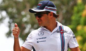 Massa reveals toughest F1 team mates