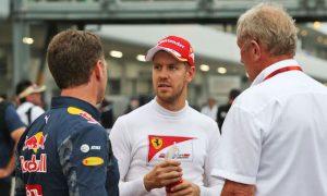 Horner on Ferrari request: 'Just shut the book on it'