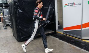 Gutierrez downplays Steiner incident in garage
