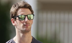 Haas needs to score points with two cars - Grosjean