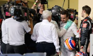 Alonso praises resilient Rosberg for F1 title