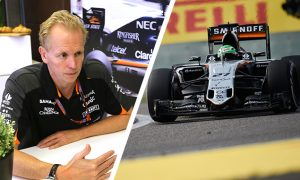 Andrew Green, Force India's smooth operator